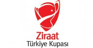 Ziraat Türkiye Kupası Son 16 Turu Kurası 15 Aralık'ta Çekilecek