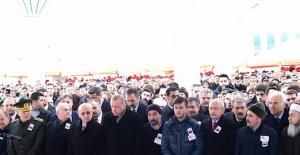 Afrin Şehidi Özalkan Son Yolculuğuna Uğurlandı