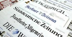 Alman Basını: Avrupalılar Türkiye İle Diyalog Rotasına Dönmeli