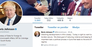 Boris Johnson Türkiye'ye Hak Verdi