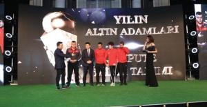Ceylan İnşaat 16. Türkiye Spor Ödülleri Sahiplerini Buldu