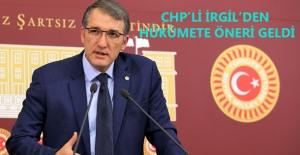 CHP#039;li İrgil: Skandalı Ortaya...