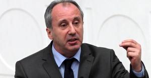 CHP'li İnce'nin Pazartesi Günü Adaylığını Açıklaması Bekleniyor