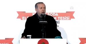 Cumhurbaşkanı Erdoğan: Bize Düşen Bu Terör Ordusunu Daha Doğmadan Boğmak