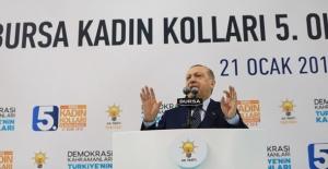 Cumhurbaşkanı Erdoğan: Bize Yanlış Yapmayın