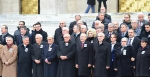 Eski Bakan Lütfi Doğan İçin TBMM'de Cenaze Töreni Düzenlendi