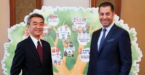 Japon Gıda Devi Ajinomoto  Türkiye'yi Bölgesel Üs Yapacak