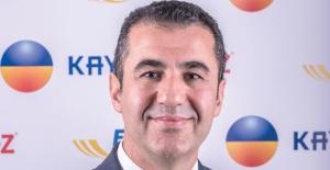 Kayserigaz Genel Müdürlüğüne Adem Dincay Atandı