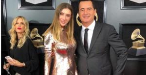 Şeyma Subaşı ve Acun Ilıcalı da Grammy Ödülleri'nde