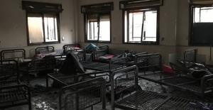 TSK: PKK Azez'de Sivil Hastane Vurdu