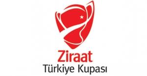 Ziraat Türkiye Kupasında Çeyrek Finale...