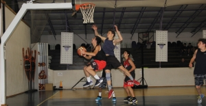 Ankara'da Gerçekleştirilen 'Takımını Sen Kur' Basketbol Turnuvası Renkli Görüntülere Sahne Oldu