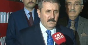 BBP Lideri Destici: Laikliğe Aykırı Fiillerin Odağı Haline Gelen Partiler Kapatılıyor