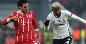 Beşiktaş Turu Almanya'da Bıraktı