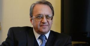 Bogdanov: Rusya Afrin İçin Arabuluculuk Yapmaya Hazır