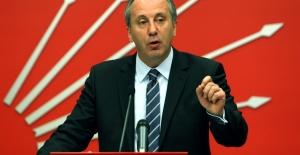 CHP Genel Başkan Adayı İnce: Kazanmaya, Yenilenmeye, Değişime Mecburuz