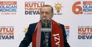 Cumhurbaşkanı Erdoğan: 60 Bin Kişinin İsmini İlgili Ülkelere Bildirdik