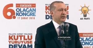 Cumhurbaşkanı Erdoğan: Bize Saldıranlara Karşı Osmanlı Tokadını Atarız
