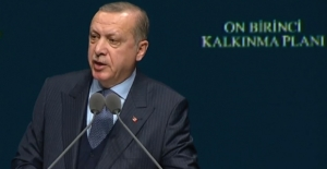 Cumhurbaşkanı Erdoğan: İnsansız Tankları Da Üreteceğiz