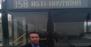Haymana'ya EGO Otobüs Seferleri Başladı