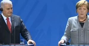 Merkel: NATO İçerisinde ABD İle İlgili Olan İlişkiler Açısından Belli Kaygılarımız Var