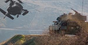 TSK'dan Afrin Açıklaması: 65 Terörist Etkisiz Hale Getirildi