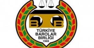 Türkiye Barolar Birliği'nden Olağanüstü Toplantı Çağrısı