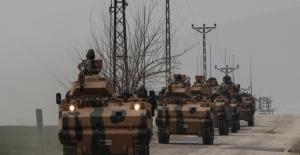 Zeytin Dalı Harekatı'nda Etkisiz Hale Getirilen Terörist Sayısı Bin 614 Oldu
