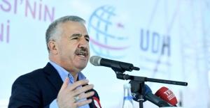 Ankara-Sivas Arasına İlk Ray Serimi Yapıldı