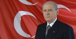 Bahçeli: Fransa'nın PKK/PYD/YPG İle Türkiye Arasında Arabuluculuğa Heves Etmesi Şuursuzluktur