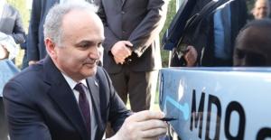 Bakan Özlü, MD9 ElectriCITY'i Adana'da Test Etti