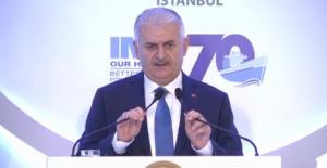 Başbakan Yıldırım: Yerli Ve Milli Gemi Trafik Sistemini Kuruyoruz