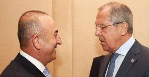 Çavuşoğlu İle Lavrov S-400 Anlaşmasını Görüşecek