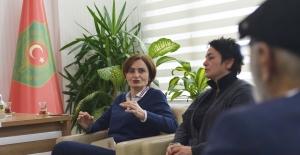 CHP'li Kaftancıoğlu Şehit Yakınları ve Gazilerle Buluştu