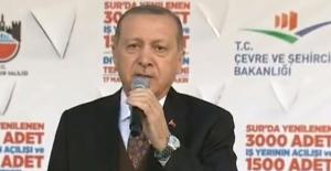 Cumhurbaşkanı Erdoğan: Her An Afrin Düşebilir