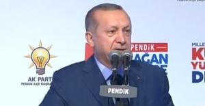 Cumhurbaşkanı Erdoğan'dan Kılıçdaroğlu'na: Sen Yerli Ve Milli Değilsin, Gayri Millisin