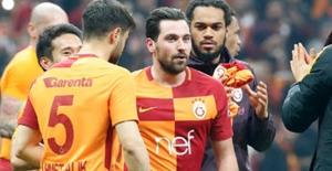 Galatasaray Kazanmasını Bildi