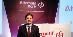 """Gür, """"Yolumuza Alternatif Bank Olarak Devam Edeceğiz"""""""
