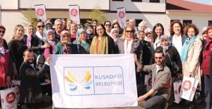 Kuşadası Belediyesi'nden Vodafone Akıllı Köy'e Teknik Gezi