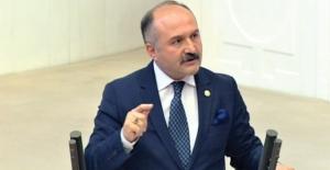 """MHP'li Usta,""""Kuruçay Ve Altınkaya'da Yaşayanlar, İlkel Sal Ve Feribotlarla Ulaşım Sağlamaktadır"""""""