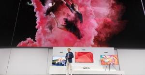 Samsung 2018 Yeni TV Serilerini Duyurdu