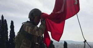 TSK'dan Afrin Açıklaması: 46 Şehit, 225 Yaralımız Var, 3 Bin 603 Terörist Etkisiz Hale Getirildi