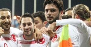 Türkiye Özel Maçta Karadağ İle 2-2 Berabere Kaldı