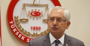 """YSK Başkanı Güven'den """"Zarf"""" Açıklaması"""