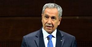 """Arınç,""""Ben Ne AK Parti, Ne Onun Genel Başkanına Zarar Verecek Hiçbir Hareketin İçinde Olmam"""""""