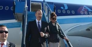 Azerbaycan Cumhurbaşkanı Aliyev Türkiye'ye Geliyor