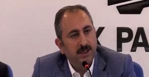 Bakan Gül'den Uyum Paketi Açıklaması