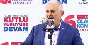Başbakan Yıldırım: Muhalefet Çatı Kurmaya Kalktı O Çatı Da Çöktü