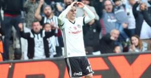 Beşiktaş, Göztepe'yi 5'ledi