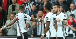 Beşiktaş Son 10 Dakikada Güldü